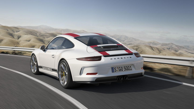 2016 Porsche 911 R_5