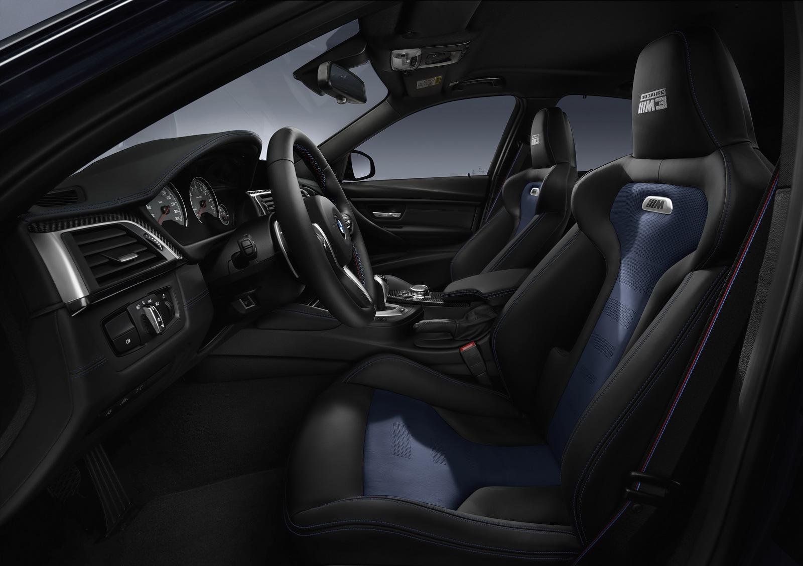 BMW M3 30 Jahre_interior_2