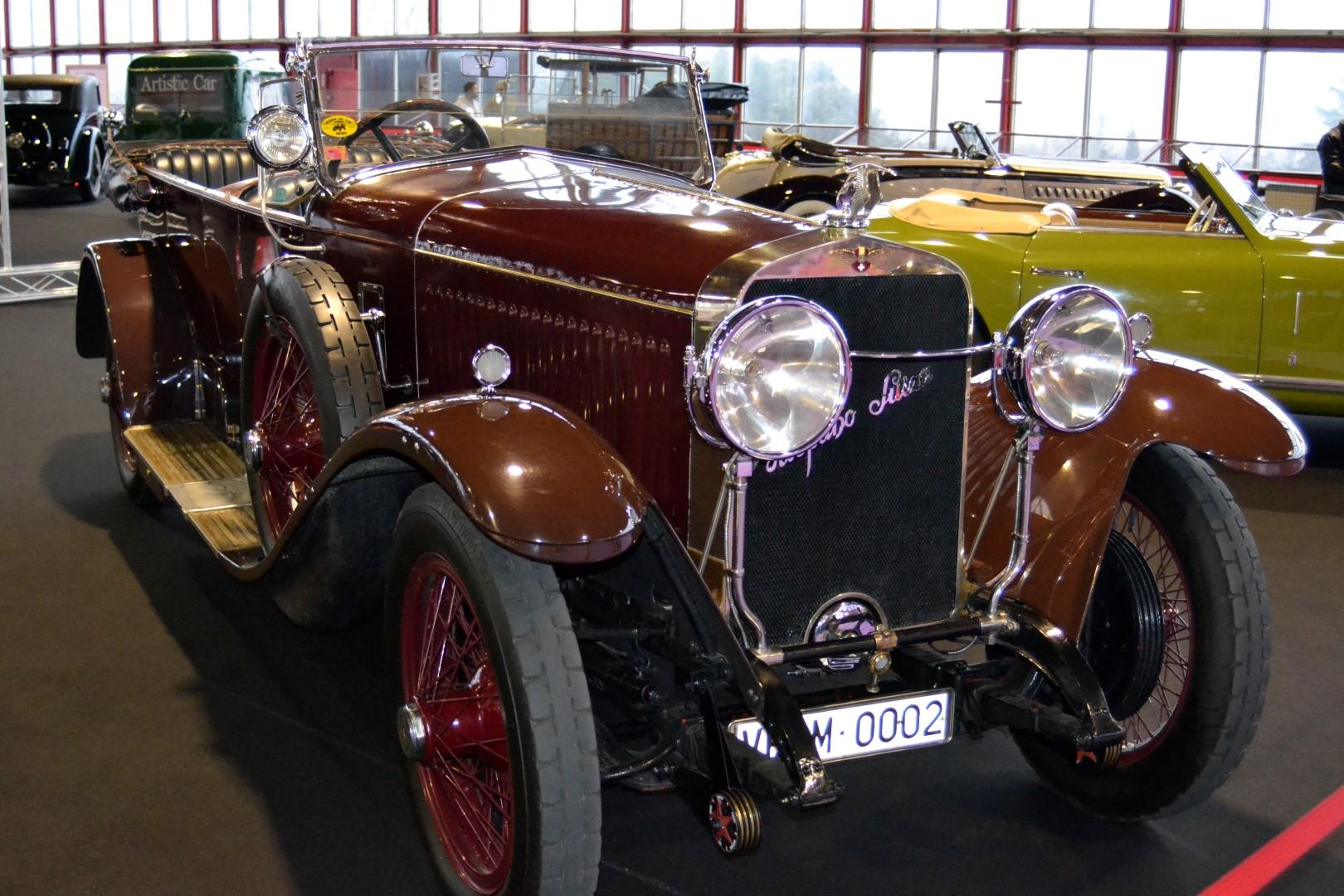 ClassicAuto2016 - Hispano-Suiza