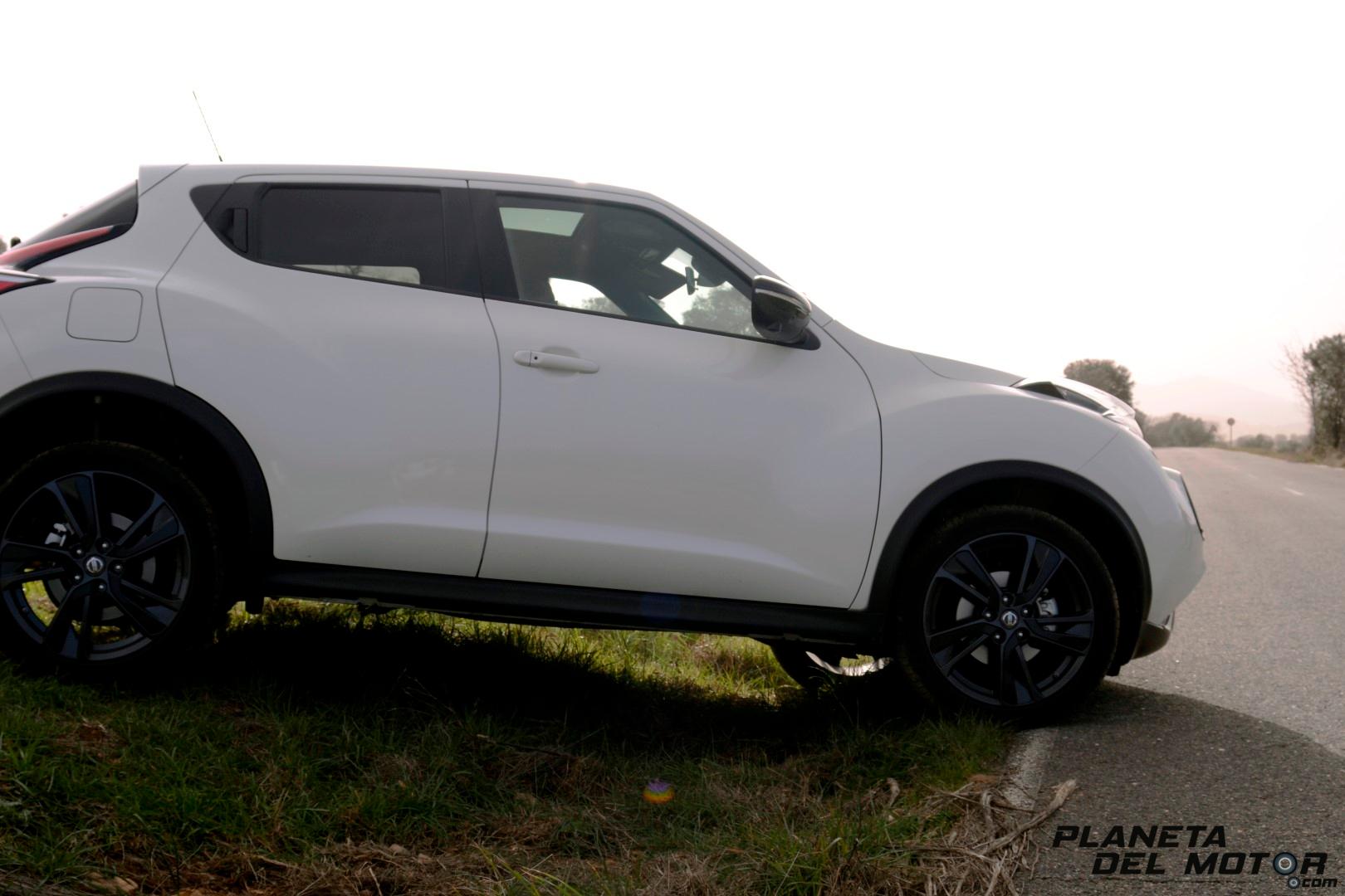Nissan Juke Tekna_bache_zanja