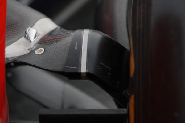 Unión mangueta trasera al brazo de suspension