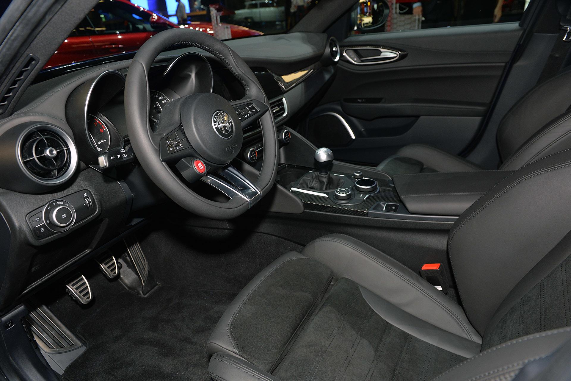 Alfa Romeo Giulia - Salón de Frankfurt