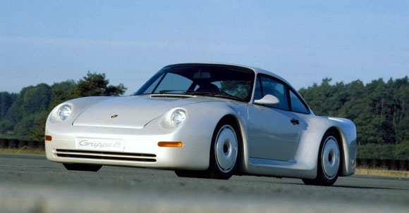 Goodwood-Festival-of-Speed-2014-Porsche-Gruppe-B-Studie-1983-IAA