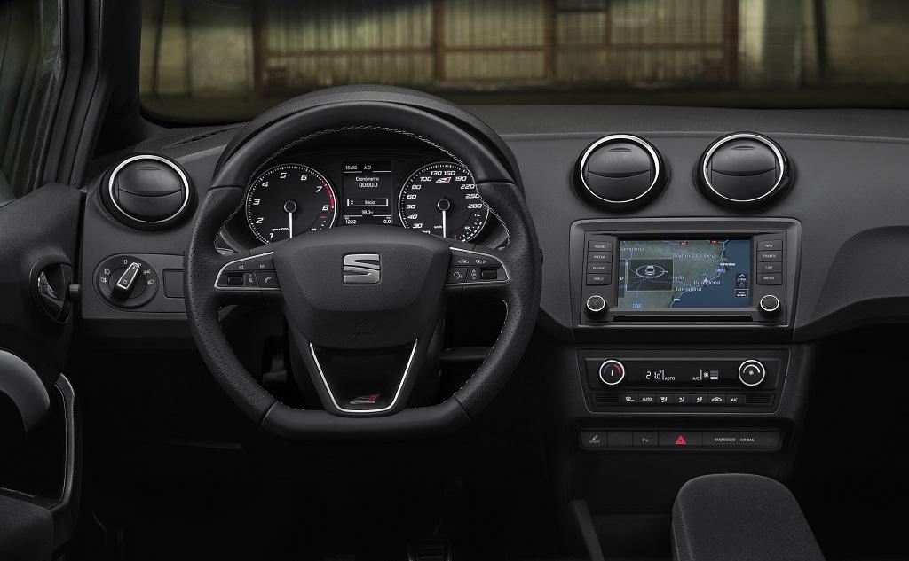 Seat ibiza cupra 2015 mejor motor e interior renovado for Seat ibiza innenraum