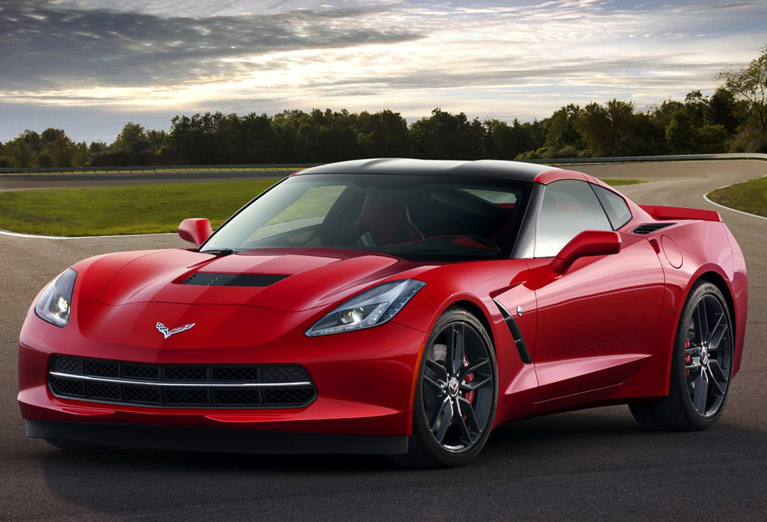 C7 red