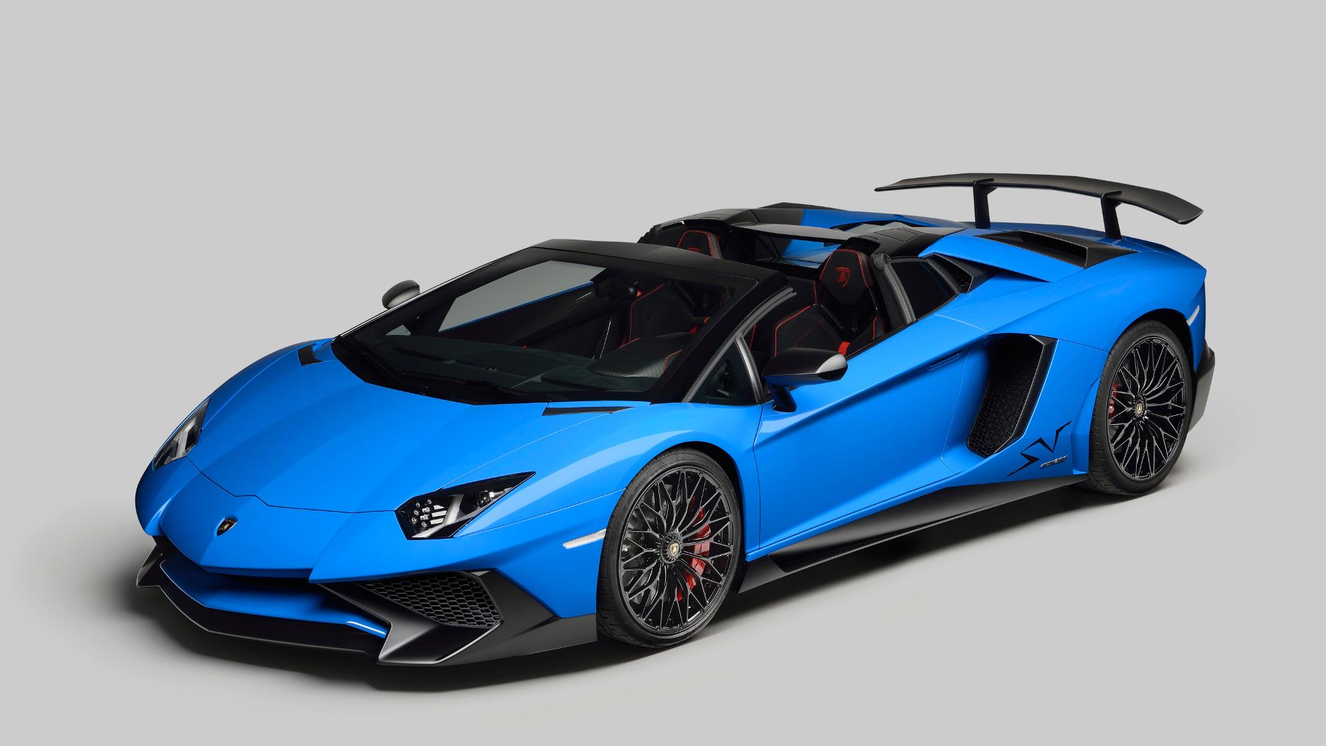 Lamborghini Aventador LP750-4 Superveloce Roadster_foto estudio