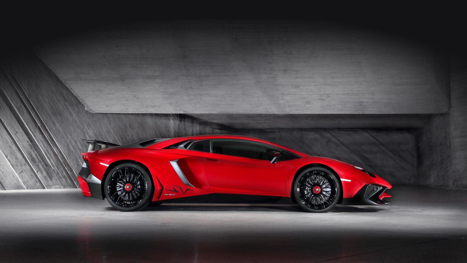 Lamborghini Aventador LP750-4 Superveloce_foto estudio