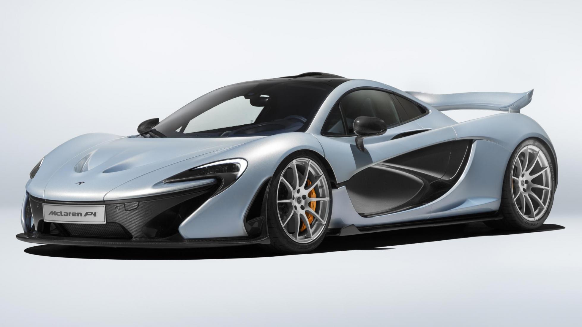 McLaren P1 - nº1