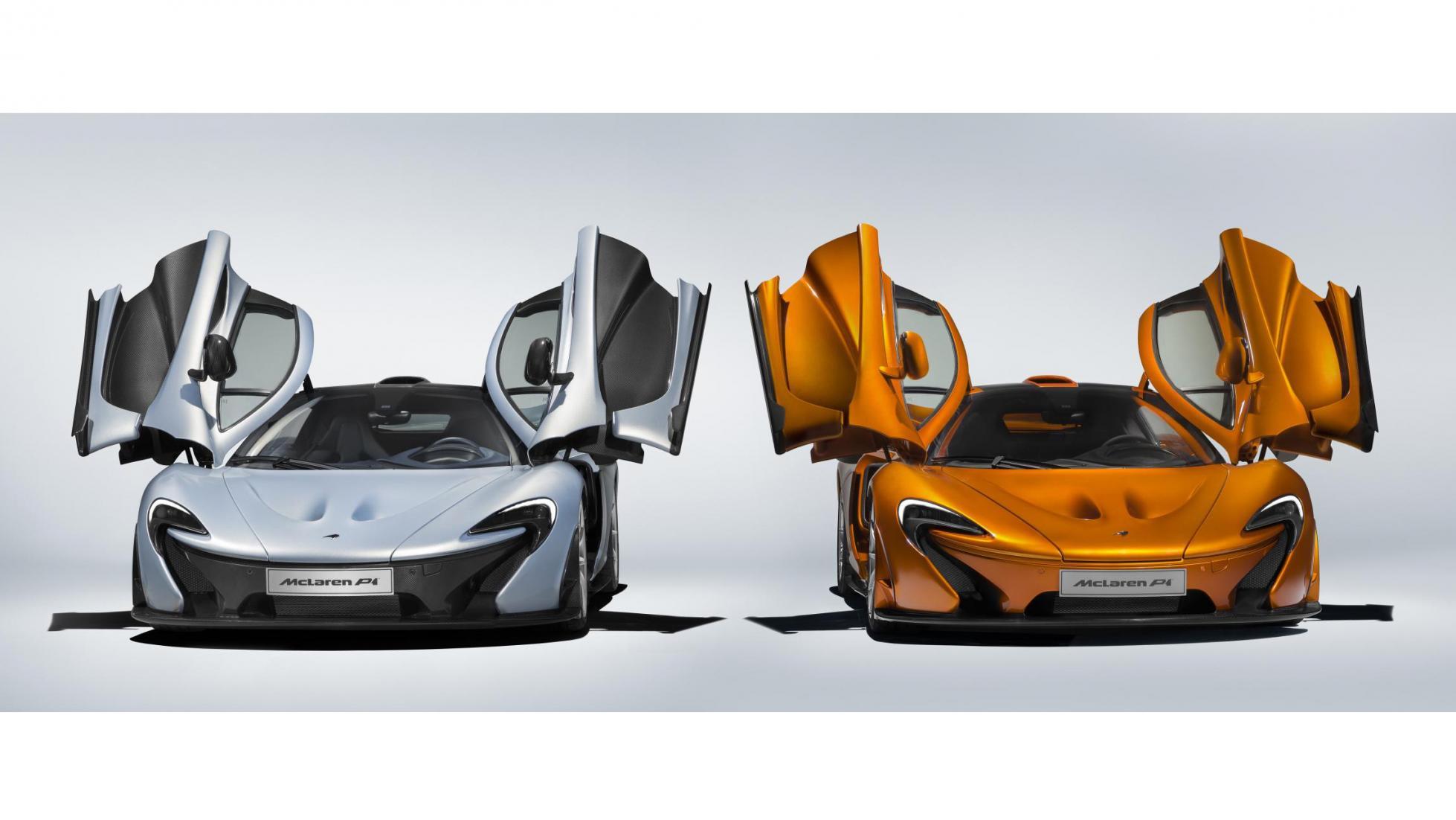 McLaren P1 - nº375 & nº1