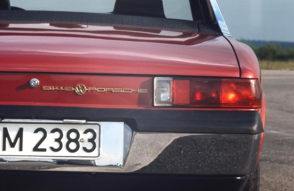 El 914 presumía de estar fabricado entre VW y Porsche, lo cual no tuvo buena acogida - Foto: seriouswheels.com