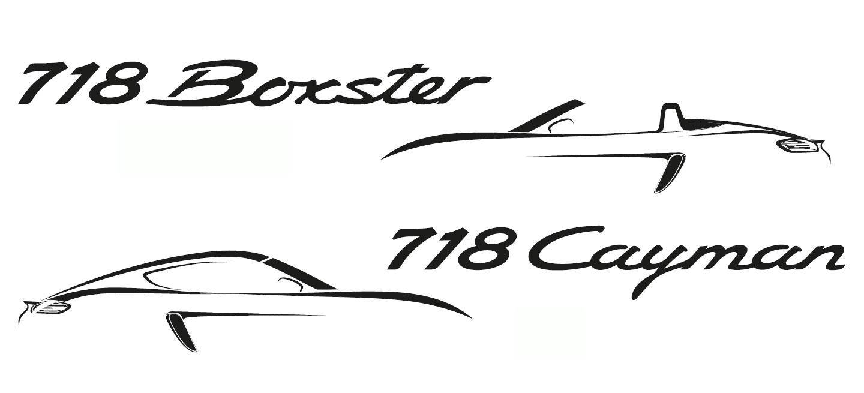 porsche 718 boxster y 718 cayman  cr u00f3nica del acceso a la marca