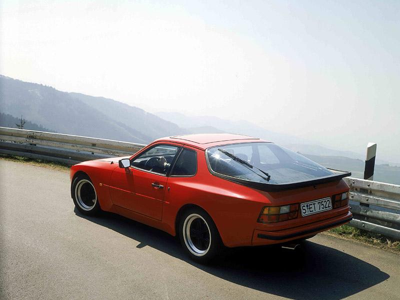 El Porsche 944 heredó los rasgos del 924 y toda la experiencia aprendida de él - Foto: Porsche.com