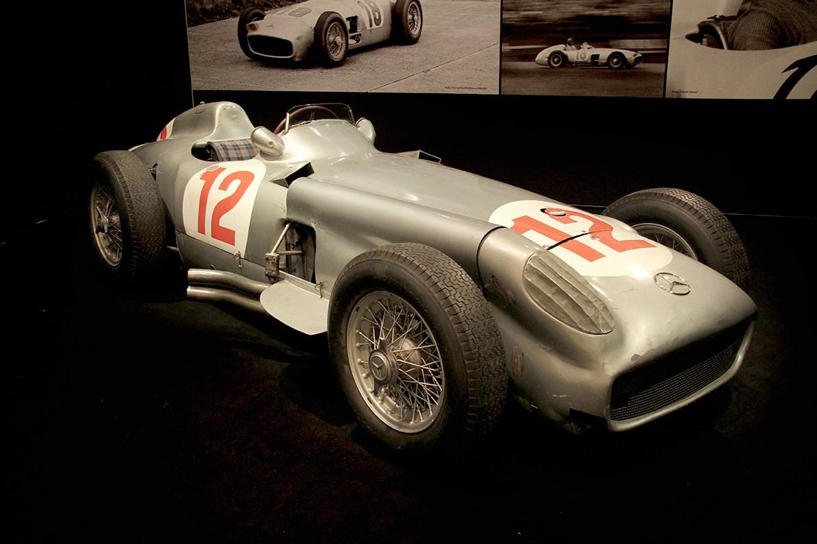 1954 Mercedes-Benz W196 ex-Fangio