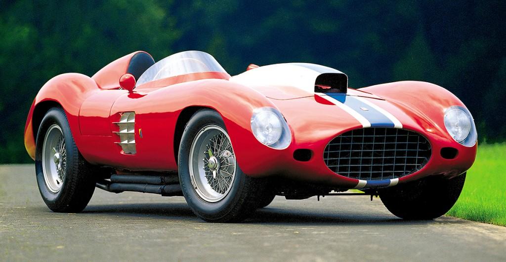 1955 Ferrari 410 Sport chasis 0592CM