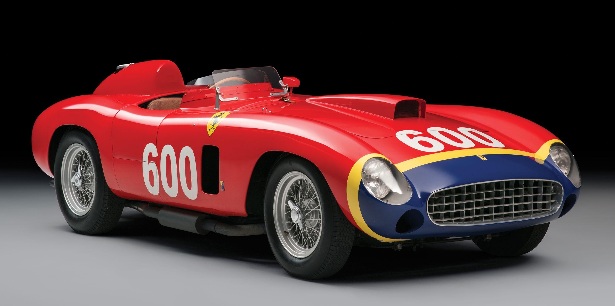 1956 Ferrari 290 MM chasis 0626