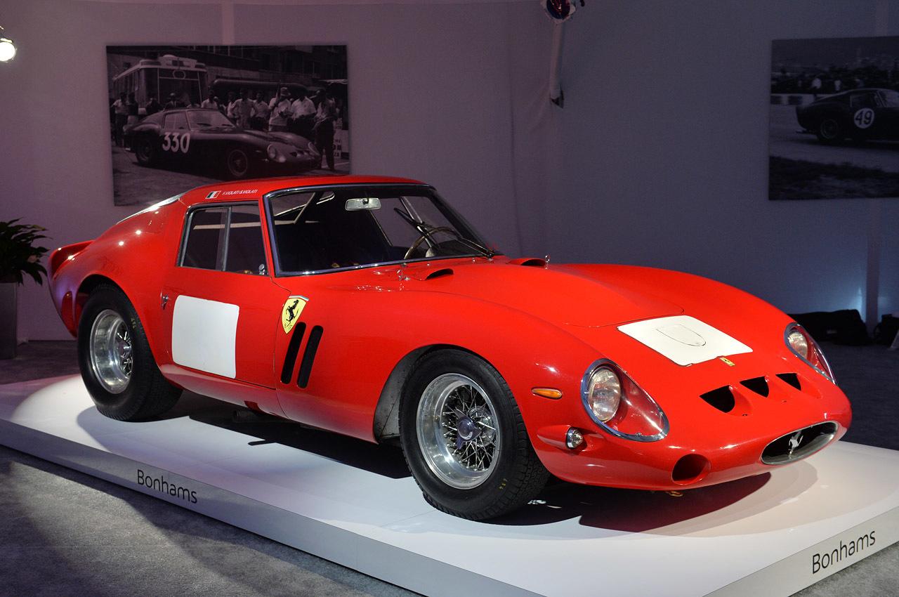 1962-63 Ferrari 250 GTO chasis 3851GT