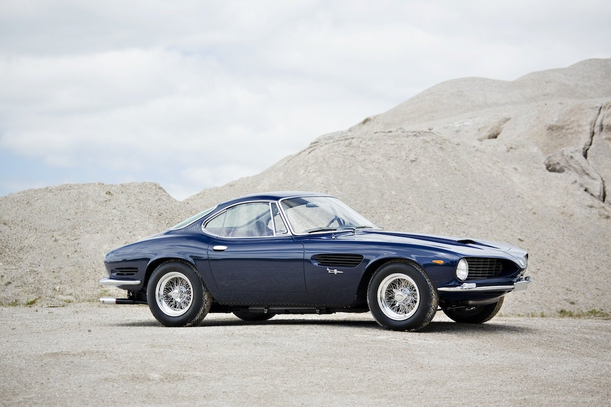 1962 Ferrari 250 GT SWB Berlinetta Speciale chasis 3269GT