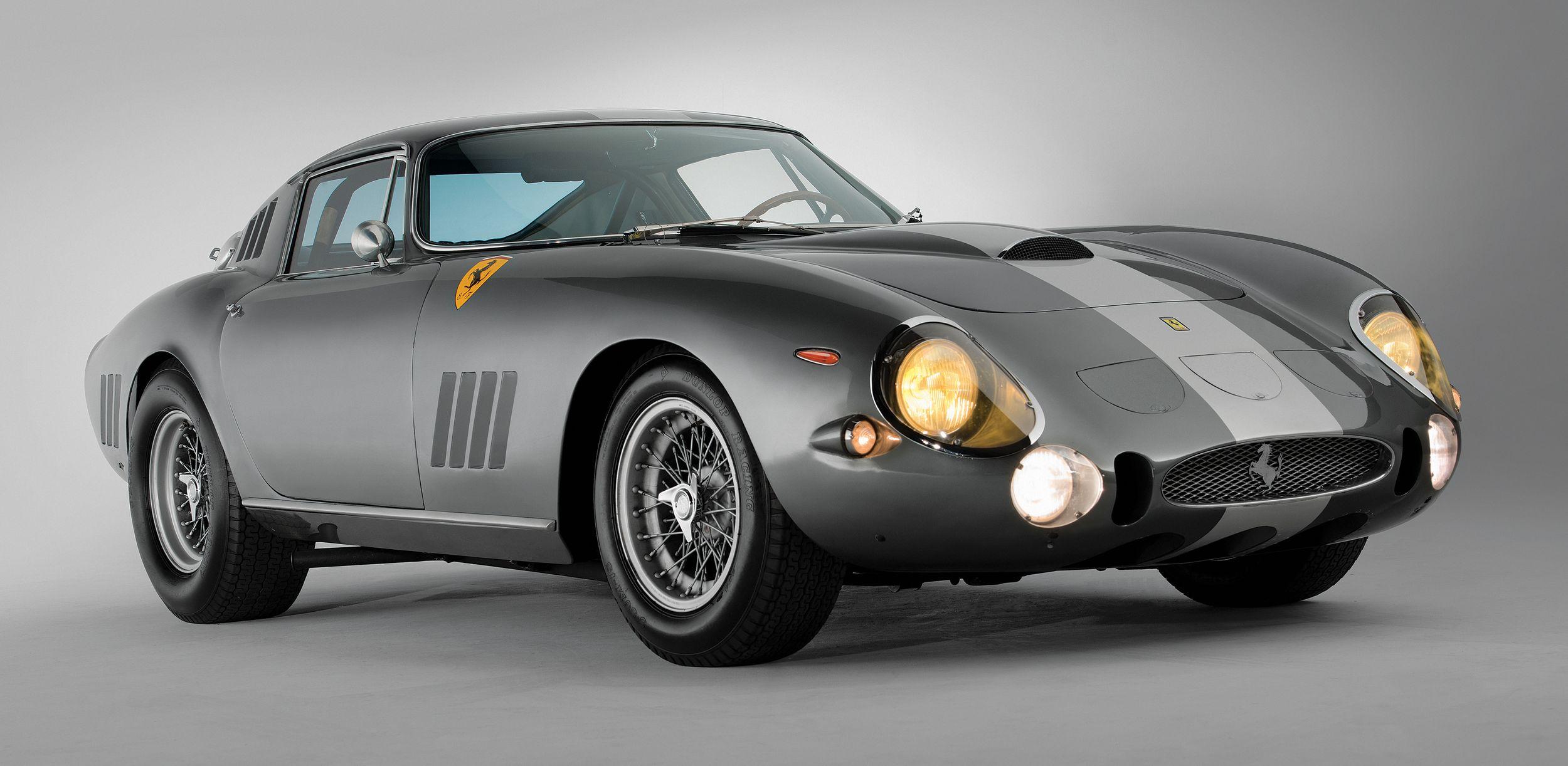 1964 Ferrari 275 GTB-C Speciale by Scaglietti chasis 06701