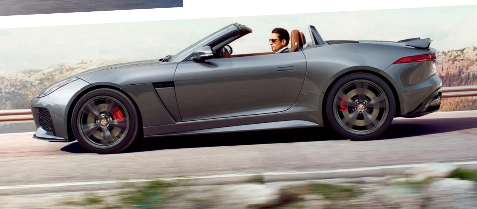 Jaguar F-Type SVR - filtración_cabrio_lateral