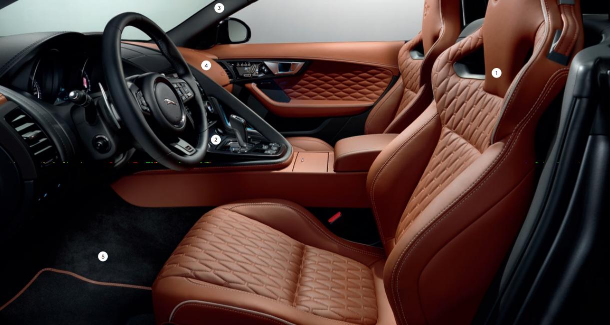 Jaguar F-Type SVR - filtración_interior