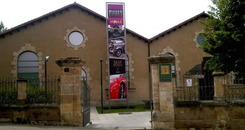 Museo-de-Historia-de-Automocion-de-salamanca