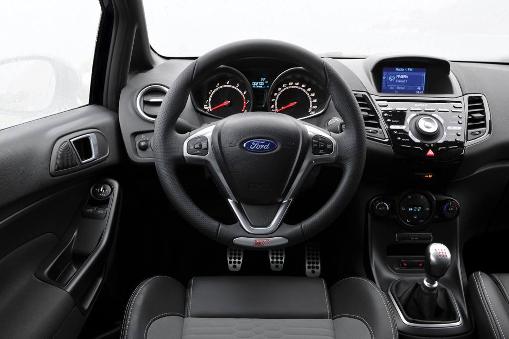 Prueba Ford Fiesta St Diversion Responsable