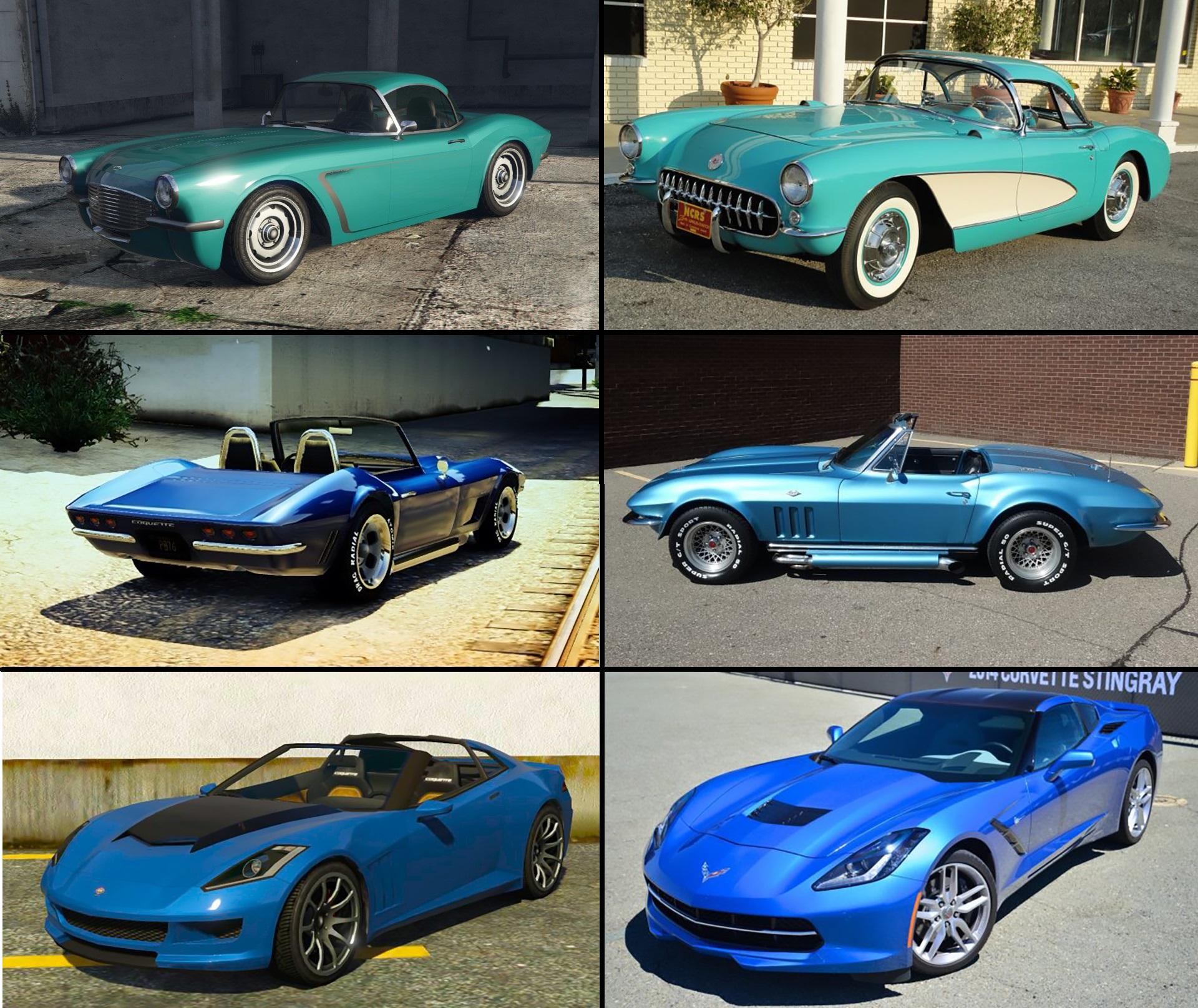 Las deliciosas parodias de coches de GTA V - Planeta del Motor