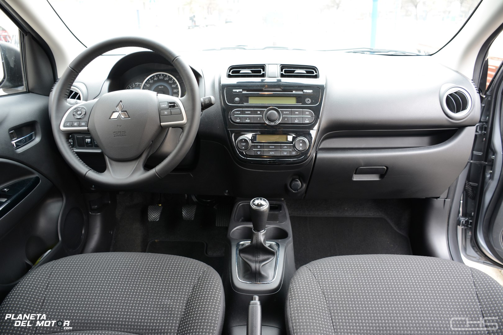 Mitsubishi_Space_Star_Interior
