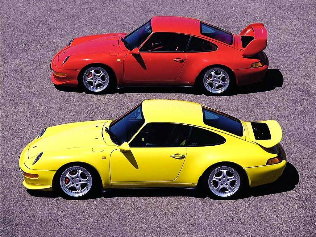 Porsche 911 993 RS CS