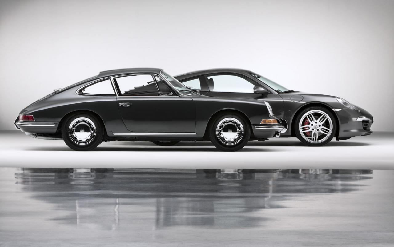 Porsche 911 - Primero original & 991 evolución