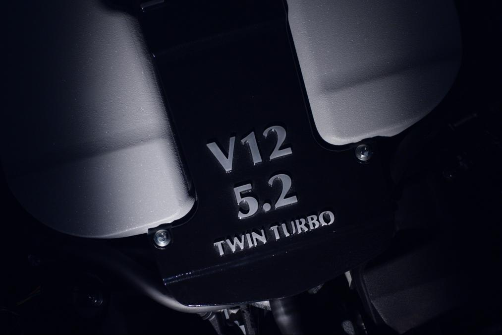El Corazón V12 del nuevo DB11