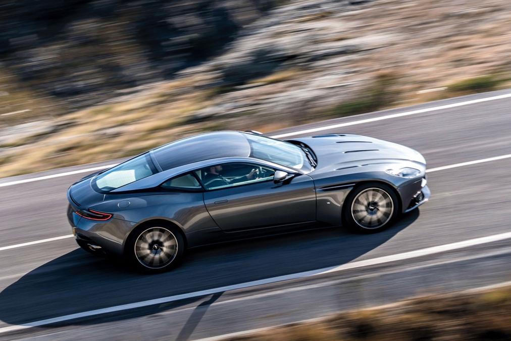 Perfil del Aston Martin DB11