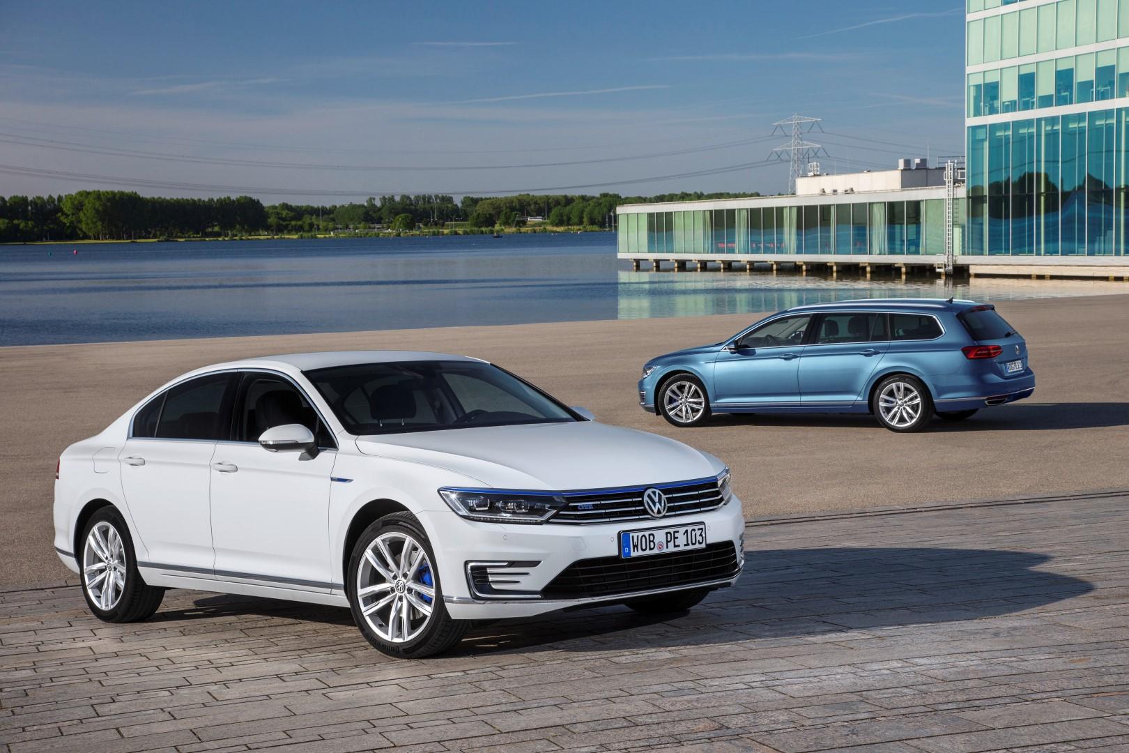 Volkswagen Passat GTE und Passat GTE Variant