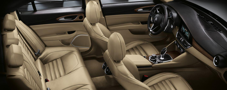 Alfa Romeo Giulia_interior