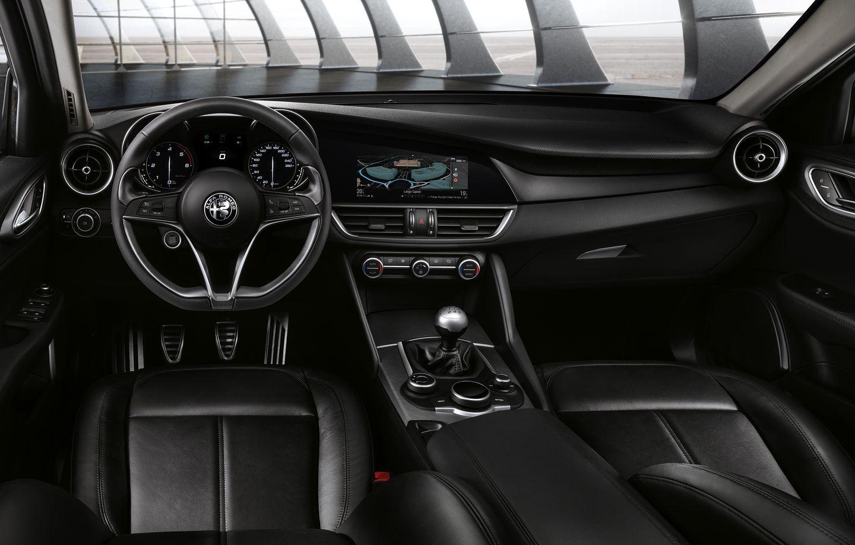 Alfa Romeo Giulia_interior_salpicadero