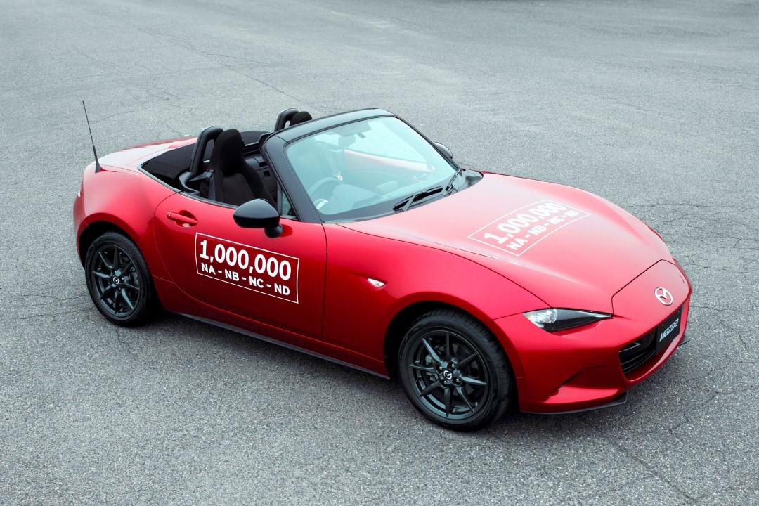 Mazda MX-5_1 millón