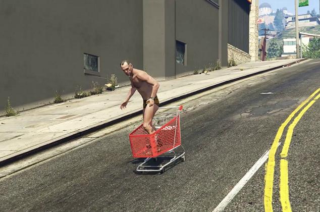 GTA-V-Carrito-compras