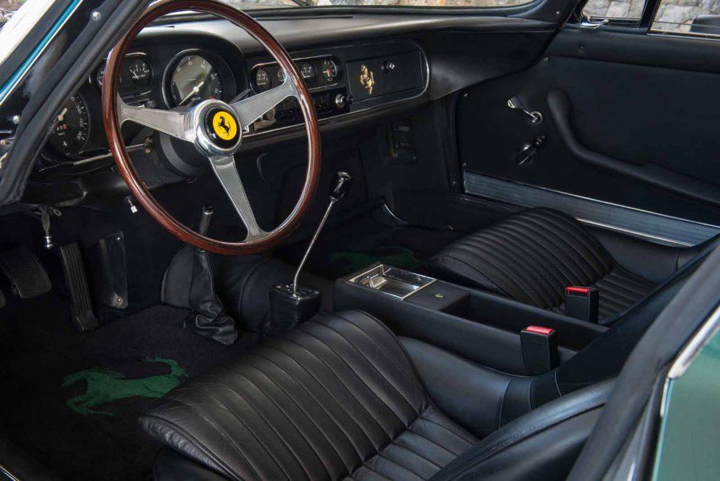 ferrari-275 gtb-interior