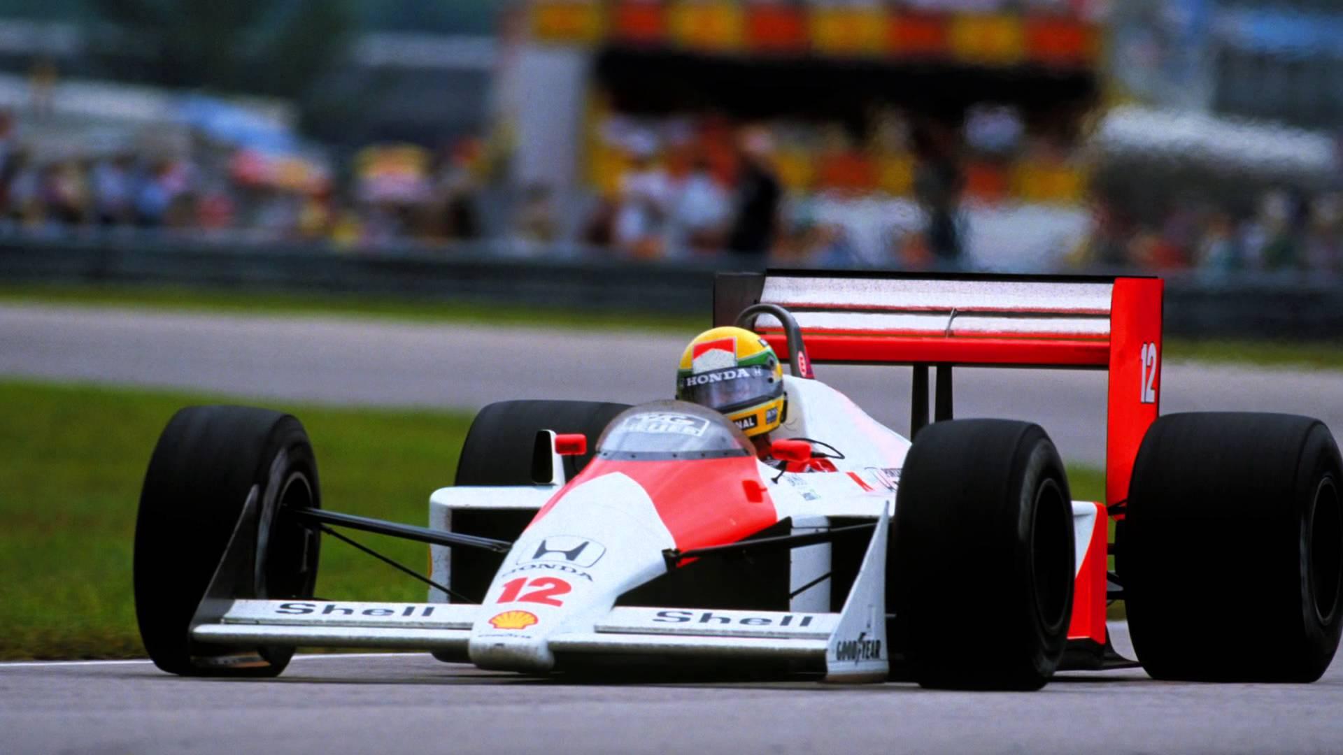Las Carreras Legendarias De Ayrton Senna Ii Planeta Del