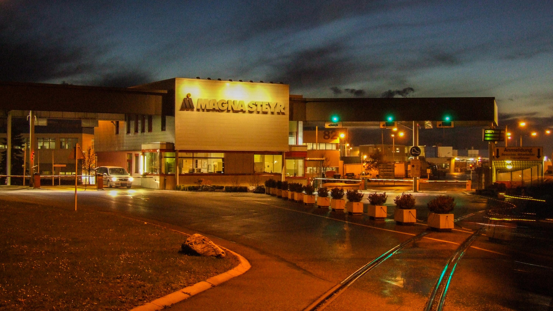 Factoría Magna Steyr ubicada en Graz, Austria y donde se producirá el nuevo modelo - Foto: Wikiwanz