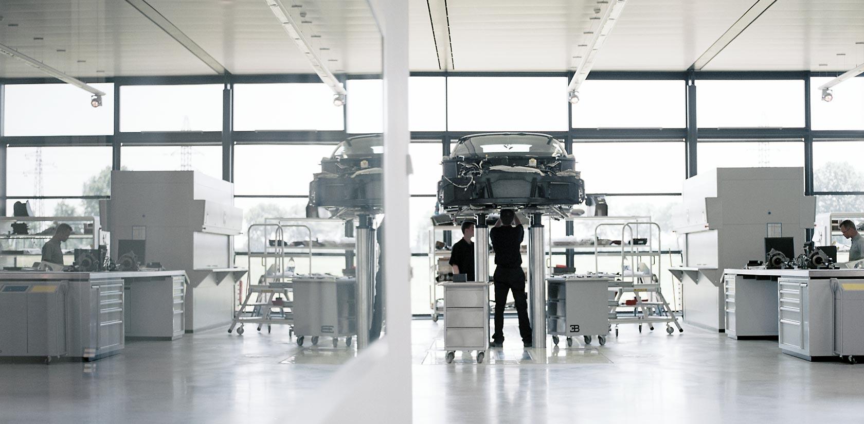 Bugatti Atelier Molsheim_stage 2