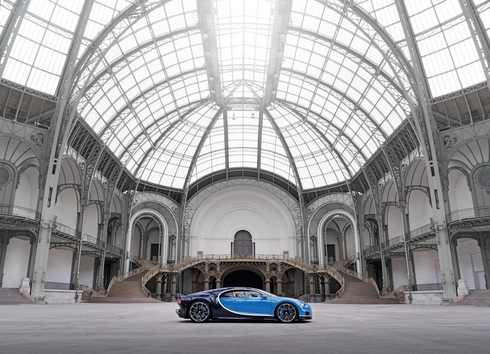 Bugatti Chiron_proceso de compra_edificio interior