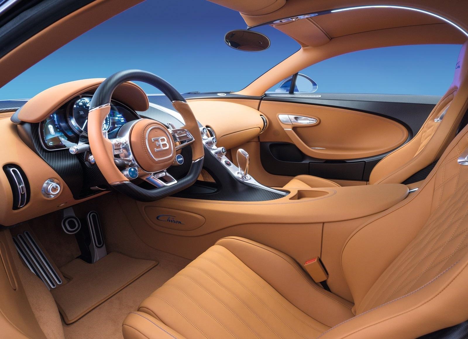 Bugatti Chiron_proceso de compra_interior