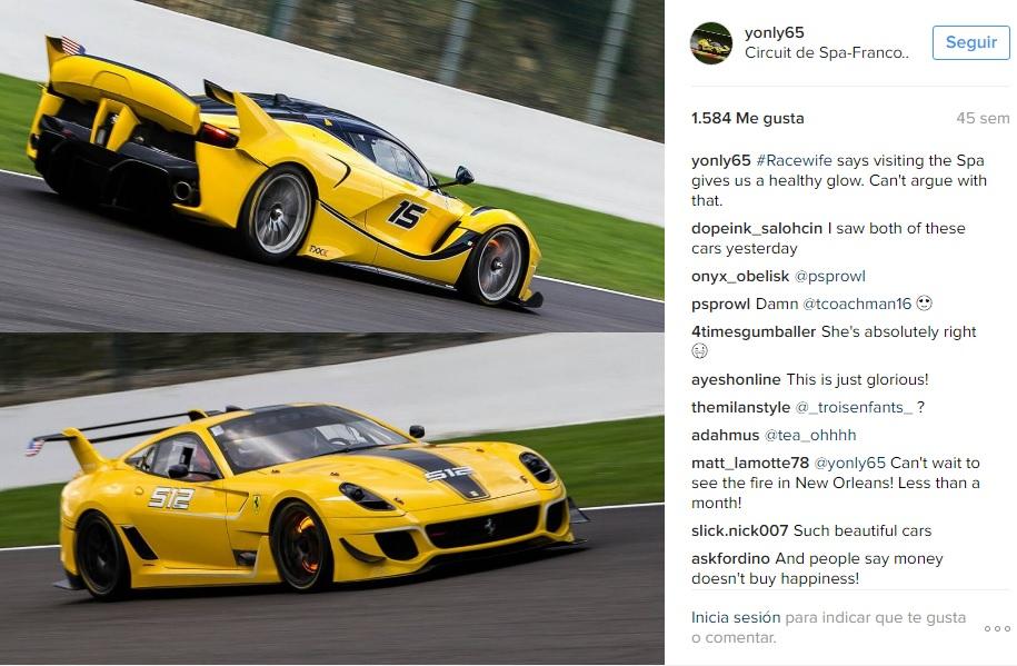Colección Ben Sloss_Ferrari FXX K & 599XX Evo