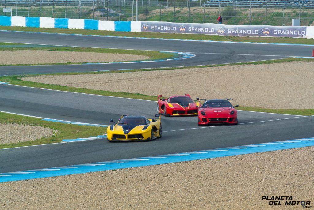Colección Ben Sloss_Ferrari FXX K_Corse clienti Jerez