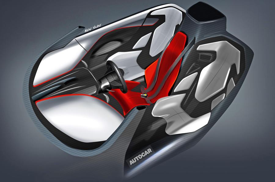 McLaren F1_render Autocar