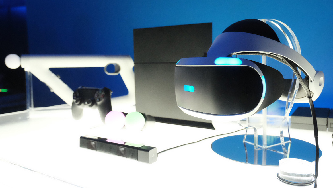 Playstation VR: El kit que acercará tu consola PS4 a la realidad virtual