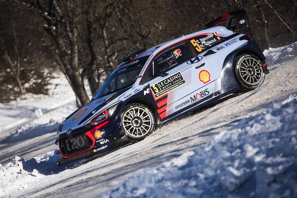 Neuville Montecarlo 2017 WRC
