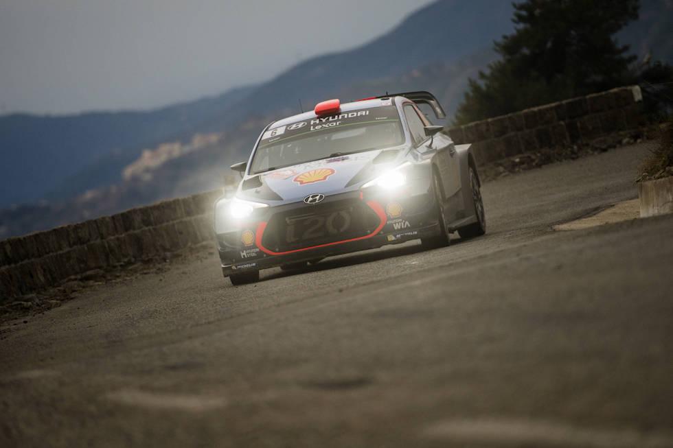 Sordo Hyundai WRC 2017