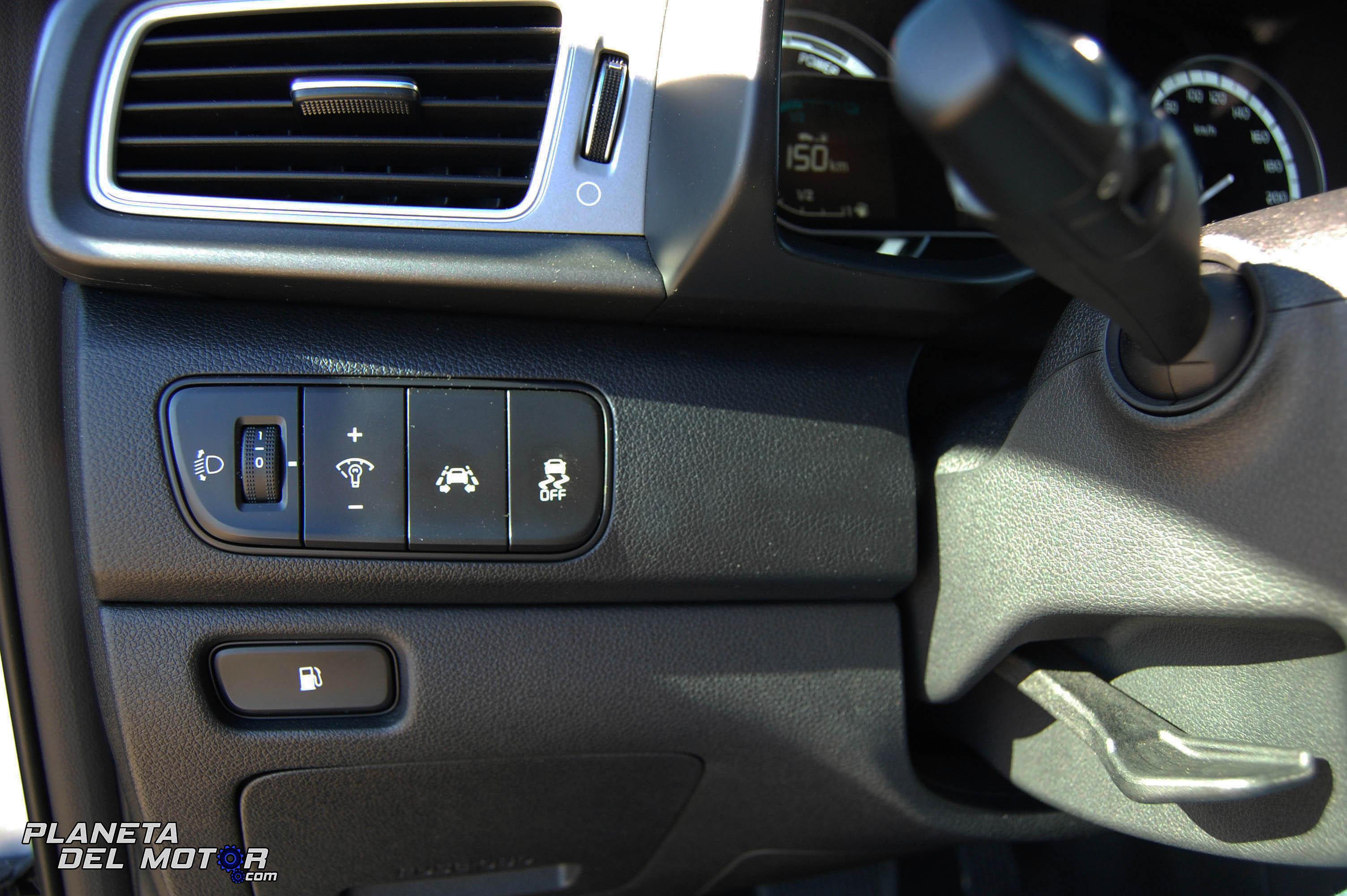 Interior kia niro 30 planeta del motor - Kia niro interior ...